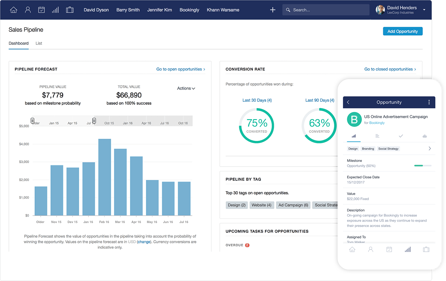 Capsule Crm Reviews Pricing Amp Software Features 2019