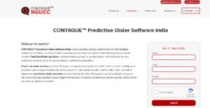 Logo of CONTAQUE Predictive Dialer