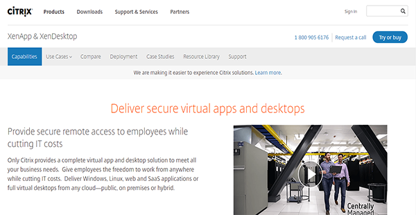 Citrix Virtual Apps and Desktops Reviews: Overview, Pricing, Features