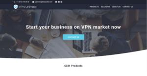 Logo of OEM VPN Unlimited