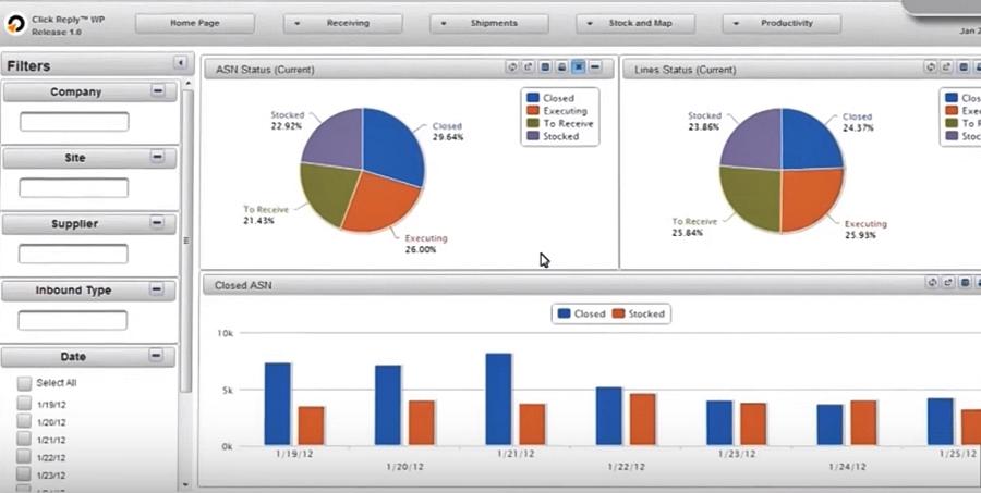 20 Best Warehouse Management Software - Financesonline com
