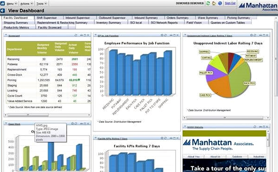 20 Best Warehouse Management Software - Financesonline com