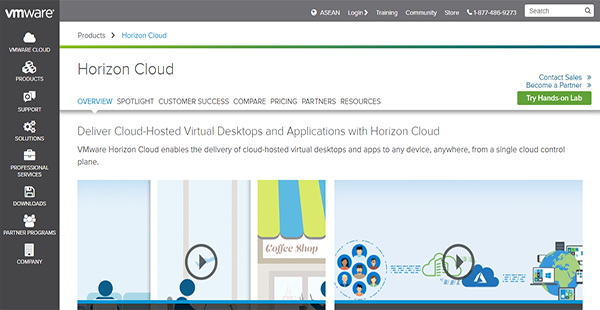 VMware Horizon Cloud Reviews: Overview, Pricing, Features