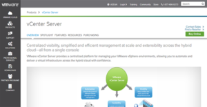 VMware vCenter Reviews: Overview, Pricing, Features