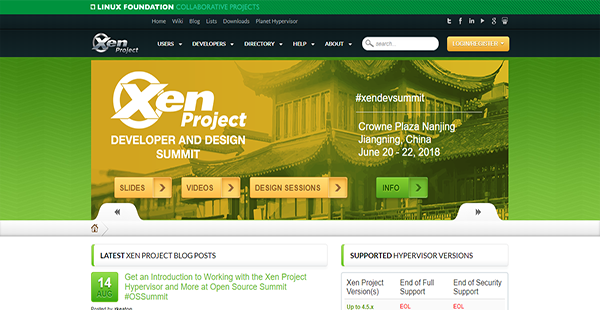 Xen Project Reviews: Overview, Pricing, Features