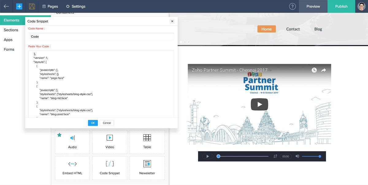 20 Best Website Builder Software Platforms for 2019 - Financesonline com