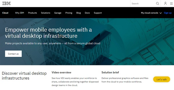 IBM Cloud Reviews: Overview, Pricing and Features