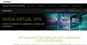 Logo of Nvidia Virtual GPU
