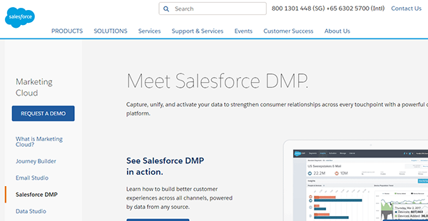 Salesforce DMP Reviews: Overview, Pricing and Features