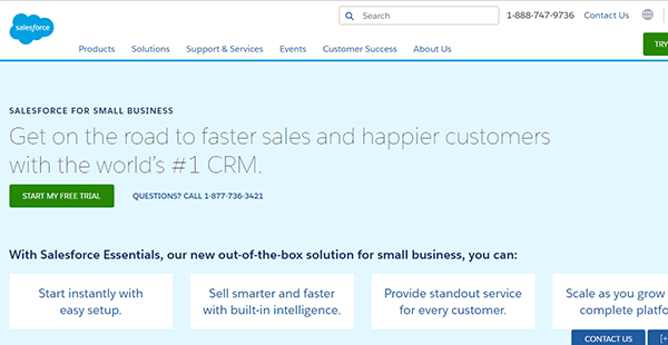 Salesforce Essentials Reviews: Overview, Pricing and Features