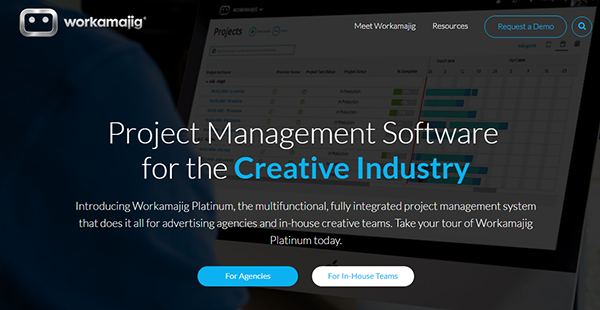 Workamajig Platinum Platform Reviews: Overview, Pricing and Features