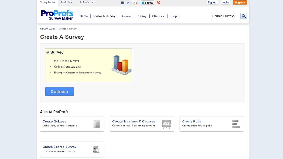 12 best survey software for small business financesonline com