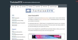 Logo of TortoiseSVN