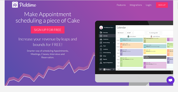 Picktime Reviews: Overview, Pricing and Features