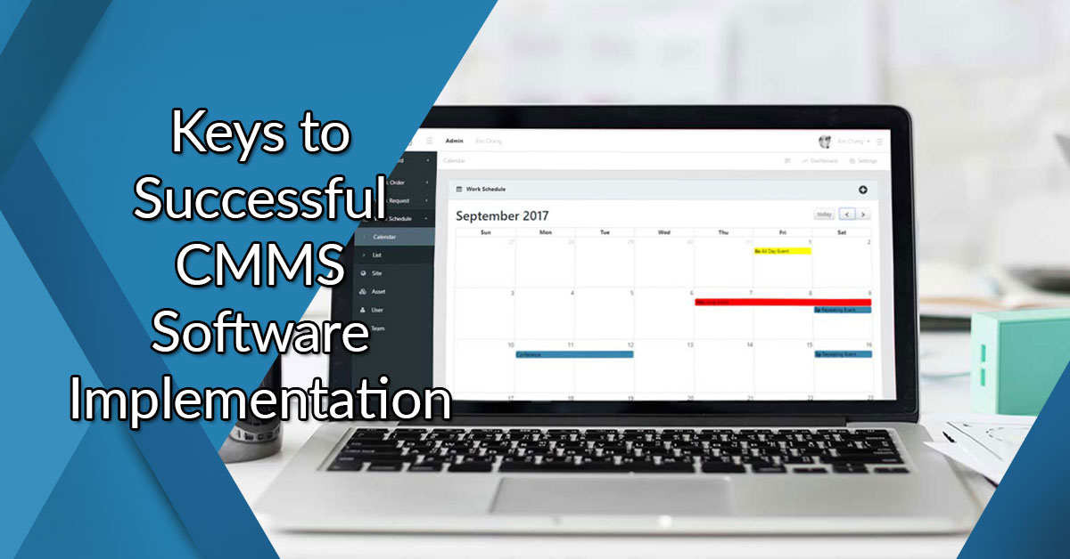 Keys to Successful CMMS Software Implementation - Financesonline com