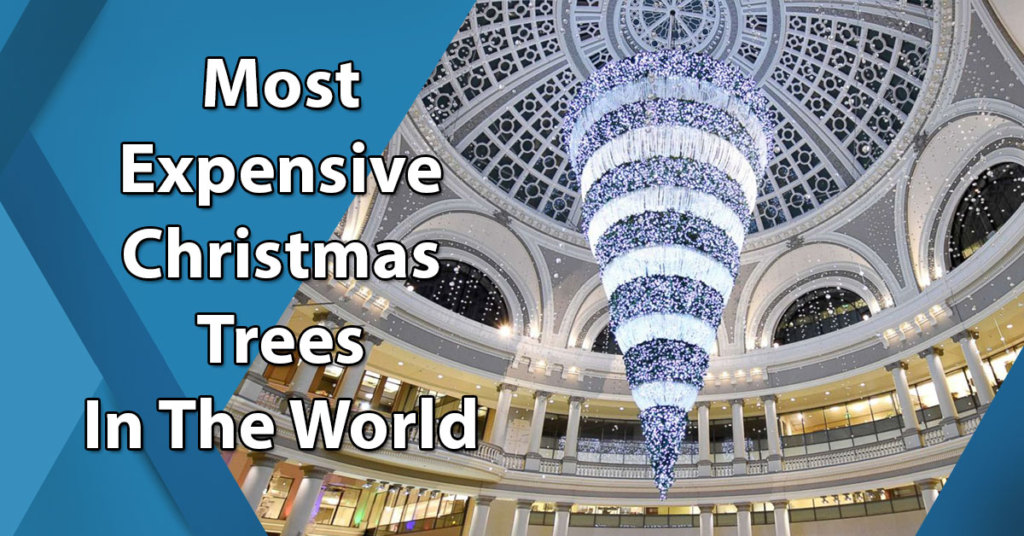most expensive christmas trees