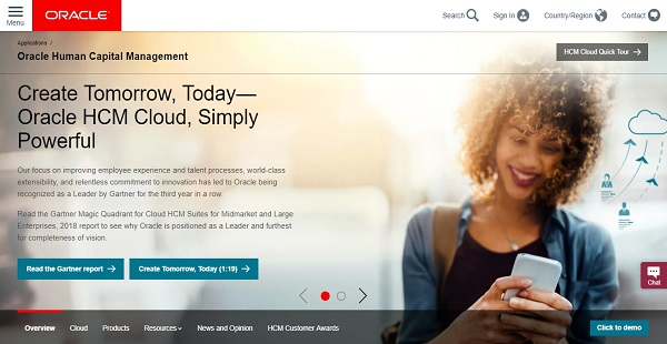 Oracle HCM Cloud Reviews: Overview, Pricing and Features