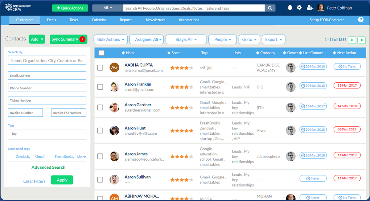 What is the best CRM solution for e-commerce sites