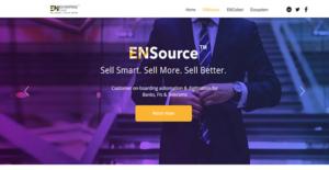 Logo of ENSource