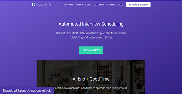 GoodTime Reviews: Overview, Pricing and Features