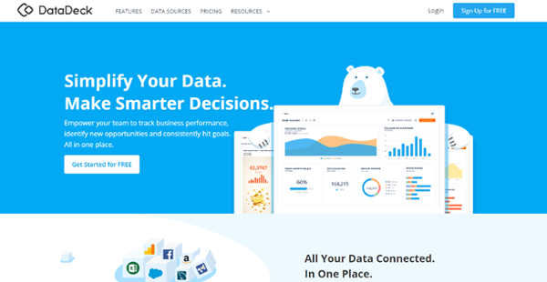 datadeck reviews overview, pricing and features