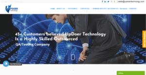 Logo of UpDoer Technology