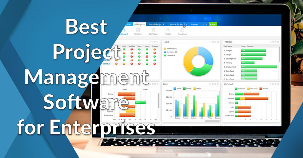 project management software for enterprises