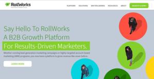 Logo of RollWorks
