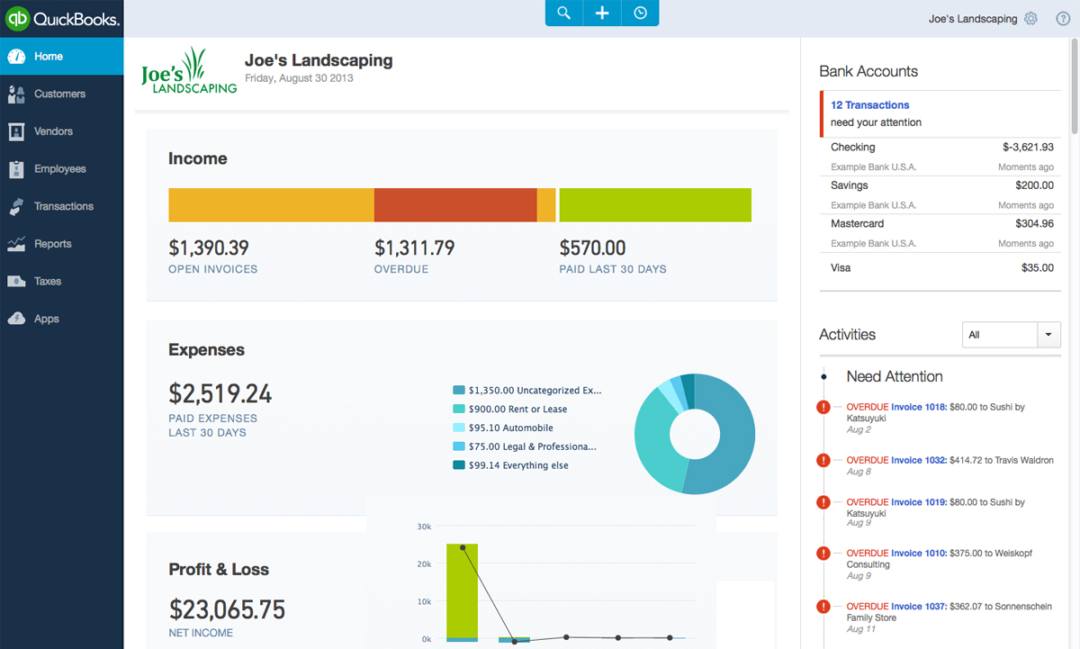 20 Best Accounting Software for Construction Business in