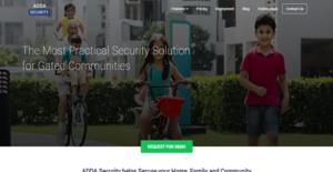 Logo of ADDA Security