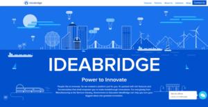 Logo of IdeaBridge