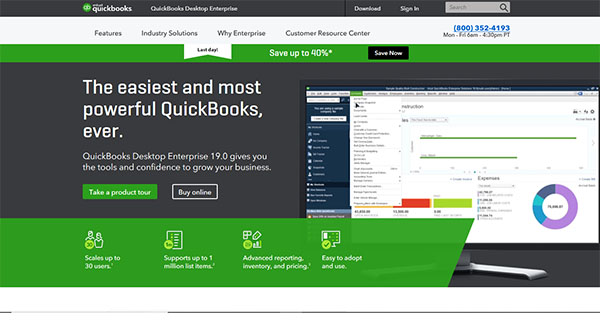 QuickBooks Enterprise Reviews: Overview, Pricing and Features