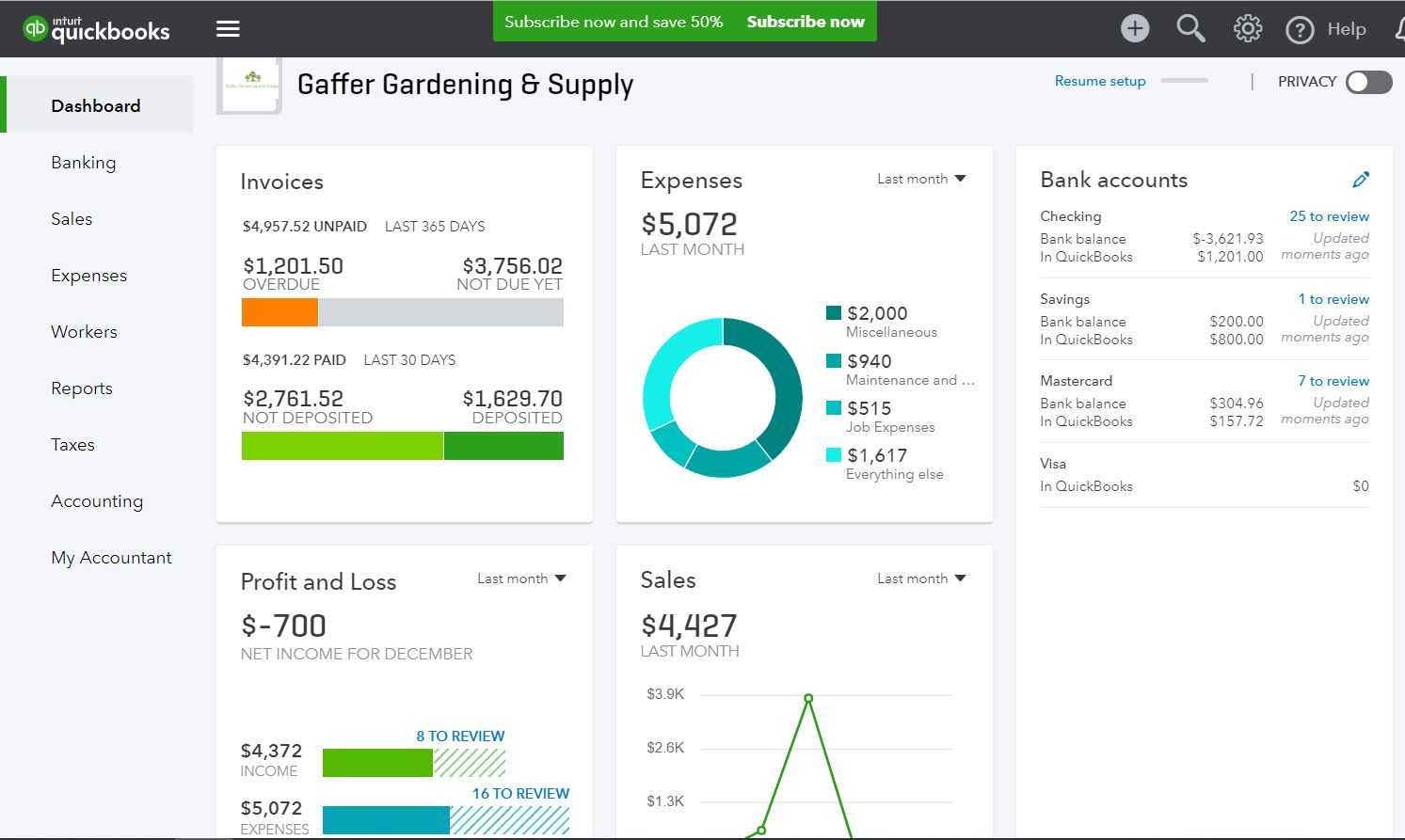 20 best accounting software for retail in 2019