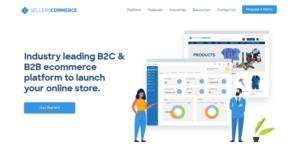Logo of SellersCommerce
