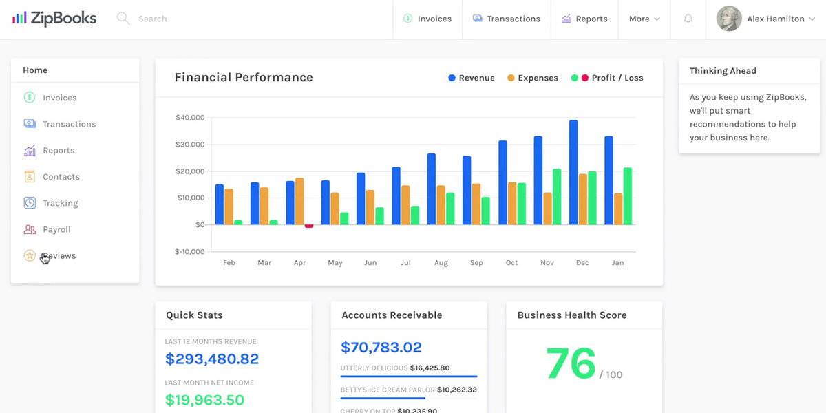 Top 5 Accounting Software alternatives for Chapel and Non-Profit Organizations