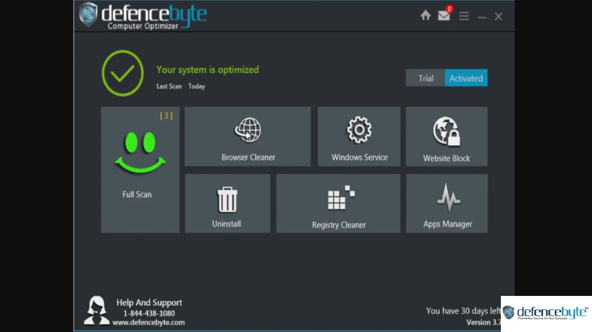 Defencebyte Computer Optimizer