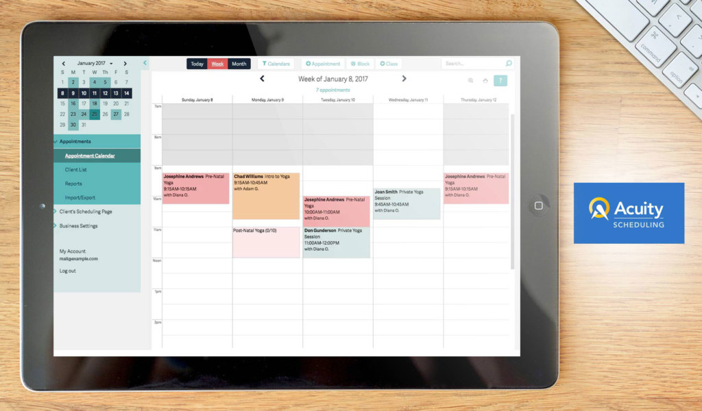 Top 10 Alternatives to Acuity Scheduling: Leading Salon