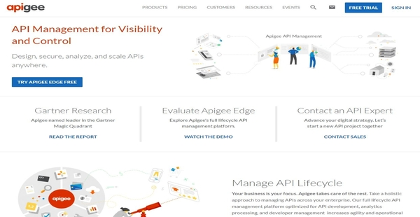 Apigee Edge Reviews: Overview, Pricing and Features
