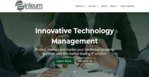 Logo of Inteum