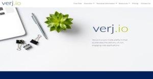 Logo of Verj.io