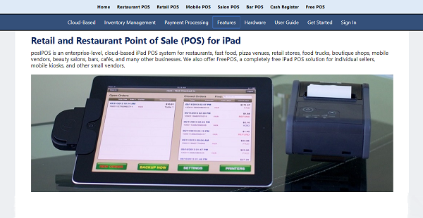 posIPOS Reviews: Overview, Pricing and Features