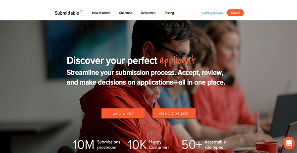 Submittable Reviews: Overview, Pricing and Features