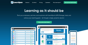 LearnUpon Reviews: Overview, Pricing and Features