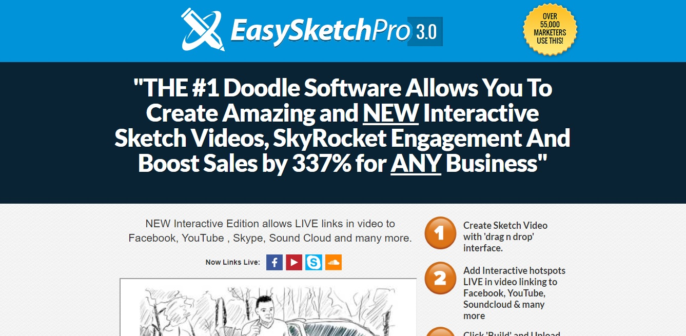 3 Drawing Program Free Download Easy Sketch ProVideo Maker