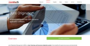 Logo of Juris Origination Management