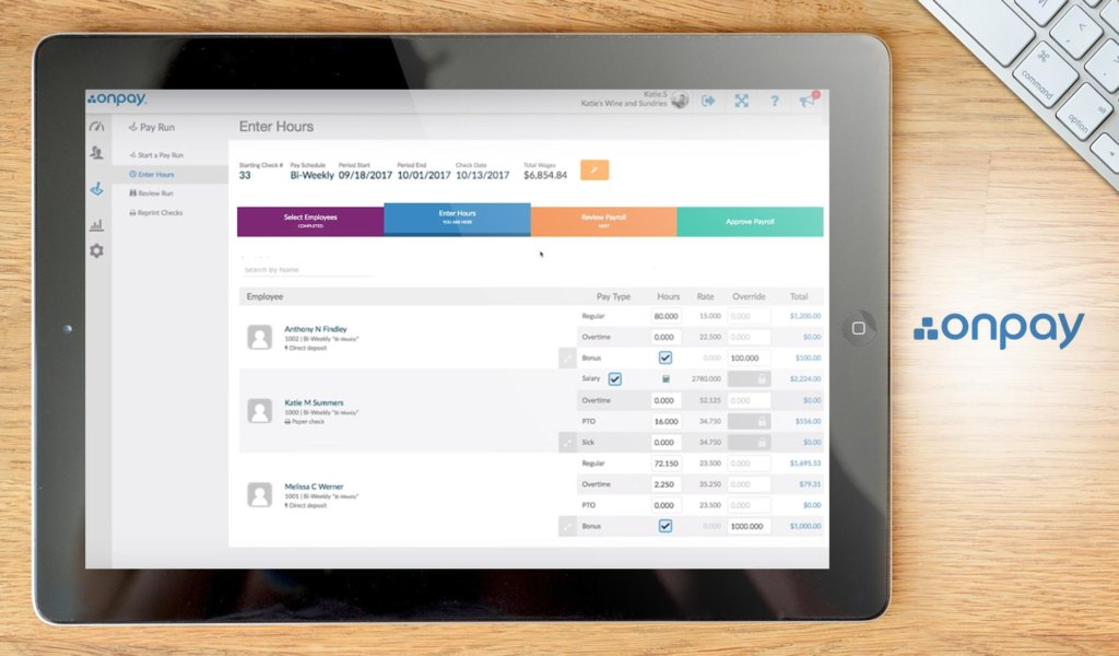 Free Payroll Software for Small Business in 2019 - Financesonline com