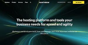 Logo of Pantheon.io