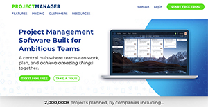 ProjectManager Reviews: Overview, Pricing and Features
