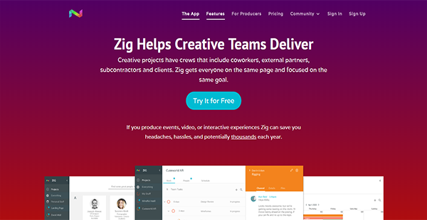 Zig Reviews: Overview, Pricing and Features