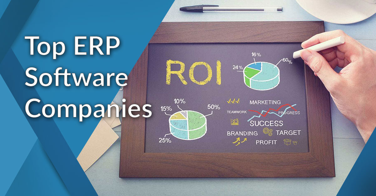List of Top 20 ERP Software Companies - Financesonline com
